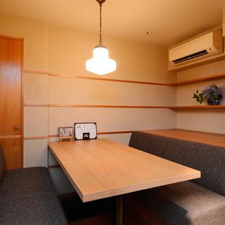 粋な大人が集う渋谷の隠れ家。大切な日のお食事は半個室で。