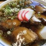 大石家 - チャーシュー麺 1,050円