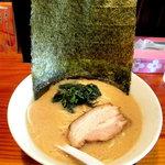 麺道場 隼 - ラーメンです