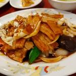 珉珉 - 回鍋肉のUP。