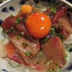90230860 - 海鮮丼(普通盛)