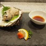 う我寿 - 岩牡蠣
