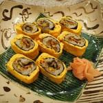 90232068 - お寿司の出し巻