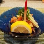う我寿 - 赤貝 酢