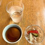 d47食堂 - 2018長崎定食 アジフライ