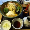 清水 - 料理写真:山彦そば(冷)1200円