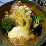 清水 - 山彦は舞茸天ぷらが特徴です