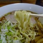○鐵二代目 - 太麺をチョイスです