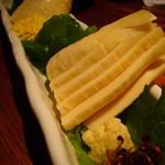 旬菜 個室 ぎんのうろこ - 筍刺身