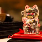雪月花 - 招き猫