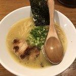 鶏ポタ ラーメン THANK - ラーメンとろり750円