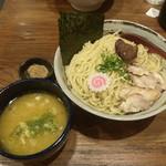 90242888 - 鶏白湯つけ麺