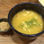 90242891 - 鶏白湯つけ麺