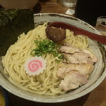 90242897 - 鶏白湯つけ麺