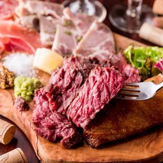 驚異の肉5種食べ放題プランが3500円!?13品もついて!!