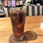 紅茶とお酒の店 teato - アイス珈琲