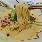 90244245 - パスタのような太麺!