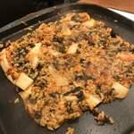 ぽど - キムチチーズ焼き飯