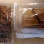 カマナ - サモサとチキンのパコダ