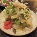Muraokoshi - パリパリじゃこのサラダ