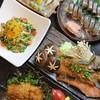 越後一会 十郎 - 料理写真:9.10月秋鮭でワイワイ宴会プラン