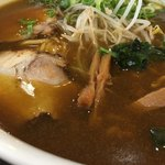 中華レストラン 紅華 - 料理写真:カレーラーメン