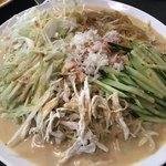 90251995 - 上海涼麺。ゴマだれ。夏季限定♪