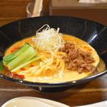 神田町 虎玄 - 汁なし担々麺