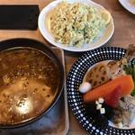 スープカレーガラク - 料理写真: