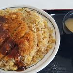 梶屋 - カツチャー飯