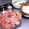 焼肉ヒロ - 料理写真:国産ロース定食100g 1180円(税込)