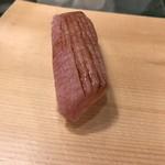 鮨 なか - 料理写真:トロ