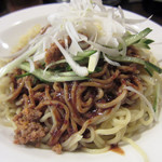 九龍 - 汁なし担担麺