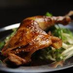 RAI4 - 料理写真:ハーブ鶏焼き¥780