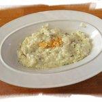ROLL - ベーコンと小松菜のリゾット