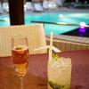 プールサイドレストラン&バー ペルゴラ - ドリンク写真: