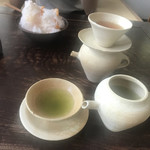Oomurokeishokudou - かわいいカップ