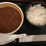 番馬亭 - ご飯 中(240円)