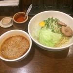 海風堂 - 期間限定 冷つけ麺 広島風