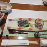 気仙沼プラザホテル - 料理写真: