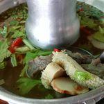 ルングラット - 料理写真:内装スープ =トムゼップ (2)