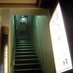9027737 - 階段を昇って、みな美に入店