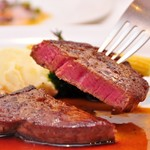 Laugh Full's - 料理写真:和牛ロースのステーキ