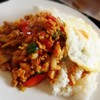 シャム ビントウ - 料理写真:ガパオライス