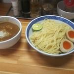 うぐいすラーメン - つけ麺・大(300g)は¥950-