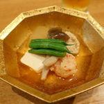 料理屋ENAKA - 炊き合わせ