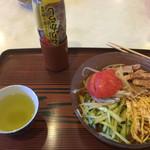 水舟 - 料理写真:冷麺(冷やし中華)
