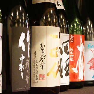 「ひと味違う」いらかの日本酒