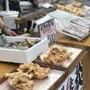 海路 - 料理写真:今は天ぷらの販売と、店内カウンターで海鮮丼などがいただけます(2018.8.3)