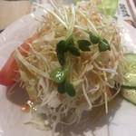 スリランカ かごしま - サラダ